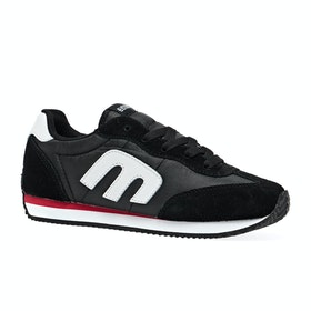 Chaussures Enfant Etnies Kids Lo-cut Cb - Black