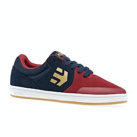 Chaussures Enfant Etnies Marana - Red/blue/white