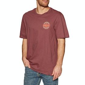 T-Shirt à Manche Courte Hurley Prm Groovy - Cedar