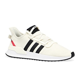 Chaussures Adidas Originals U Path Run - White