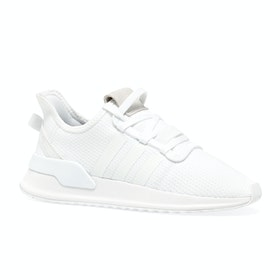 Adidas Originals U Path Run Junior Kids Shoes - White