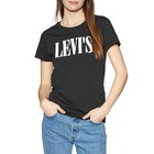Levi's The Perfect Kvinner Kortermet t-skjorte