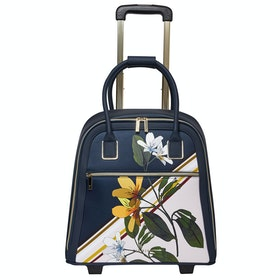Ted Baker Talaya Cabin Women's Luggage - Dark Blue
