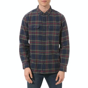 Vans Westminster Shirt - Dress Blues