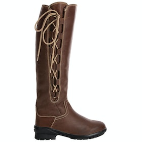Tredstep Liffey Tall Damen Country Boots - Mahogany