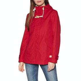 Joules Coast Damen Jacke - Red