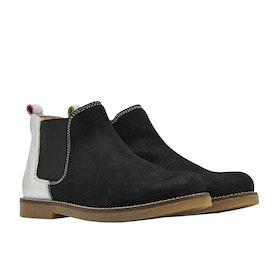 Stivali di Gomma Joules Kelsey Chelsea - True Black