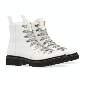 Grenson Nanette Women's Boots - White Softie