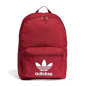 Adidas Originals Adi Colour Class Backpack - Burgundy