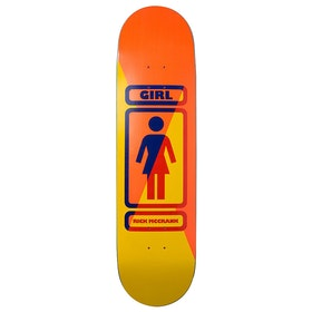 Girl Mccrank 93 Til Skateboard Deck - Multi