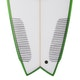 Pyzel Astro Pop Futures 5 Fin Surfboard