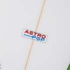 Pyzel Astro Pop Futures 5 Fin Surfboard