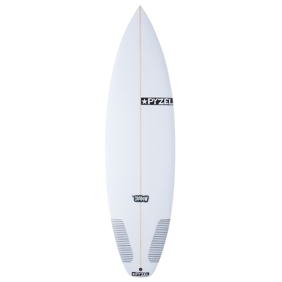 Pyzel Shadow Futures Thruster Surfboard