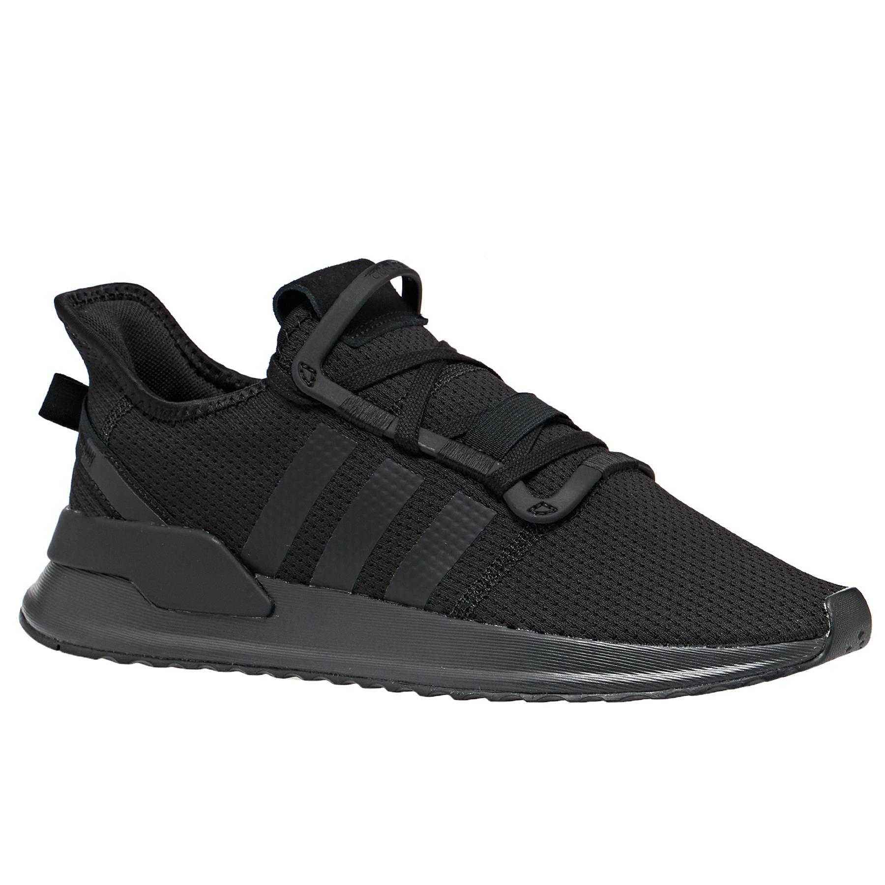 constantemente Centro de niños prisión  Adidas Originals U Path Run Footwear Trainers - Black All Sizes | eBay