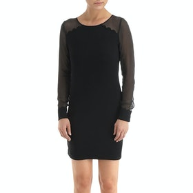 Hoss Intropia Long Sleeved Kleid - Black