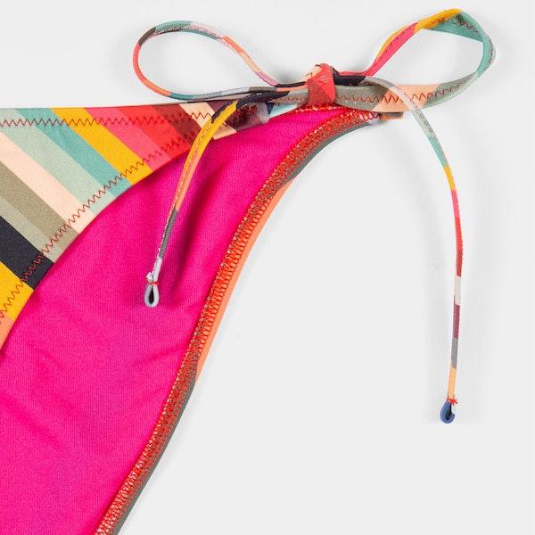 Pieza inferior de bikini Mujer Paul Smith Essential Tie