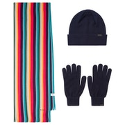 Gift Set Paul Smith Hat, Scarf And Glove Winter