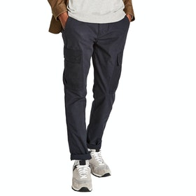 Jack Wills Moreton Slim Cargo Trouser Cargo Pants - Navy