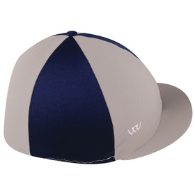 Woof Wear Convertible Colour Fusion Hat Cover - Brushed Steel Navy