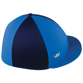 Woof Wear Convertible Colour Fusion Hat Cover - Electric Blue Navy