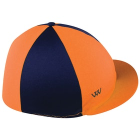 Woof Wear Convertible Colour Fusion Hat Cover - Orange Navy