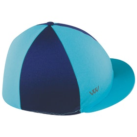 Woof Wear Convertible Colour Fusion Hat Cover - Powder Blue Navy