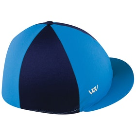 Woof Wear Convertible Colour Fusion Hat Cover - Turquoise Navy
