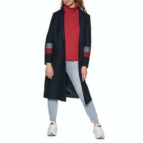 Tommy Hilfiger Essential Classic Womens Bunda - Blanket