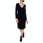 Ralph Lauren Torelana Long Sleeve Day Dress