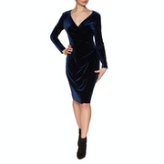 Lauren Ralph Lauren Torelana Long Sleeve Day Dress