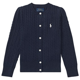 Maglione Polo Ralph Lauren Mini Cable - Hunter Navy
