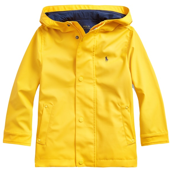 Polo Ralph Lauren Polo Rain Junior Boy's Waterproof Jacket