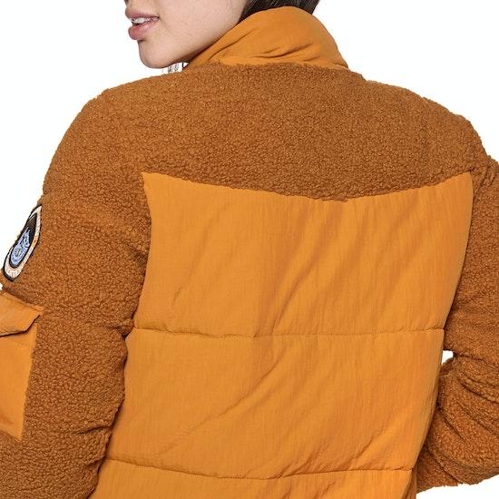 Superdry Ella Sherpa Bomber Womens Jacket