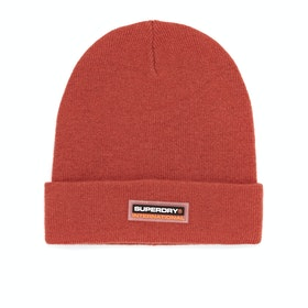 Bonnet Superdry International - Desert Red