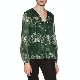 Ted Baker Eveliin Women's Shirt - Dark Green