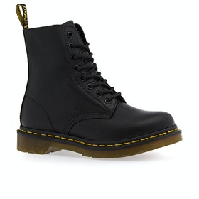Dr Martens 1460 Pascal Womens Boots - Black Virginia