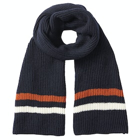 Peregrine Made In England Alpine Scarf - Navy