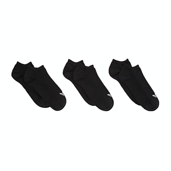 Fashion Socks Adidas Originals Trefoil Liner