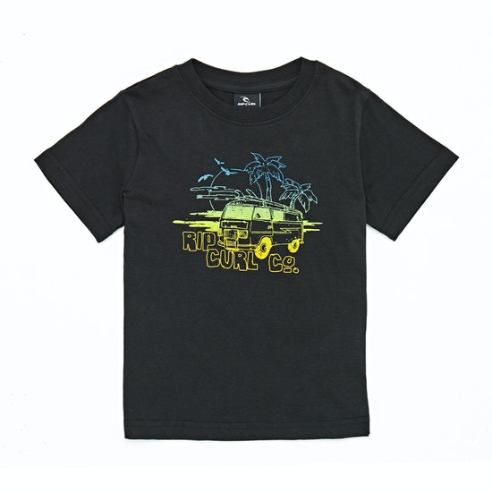 Rip Curl Coche Groms Short Sleeve T-Shirt