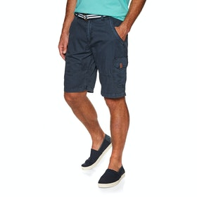 Protest Packwood Shorts - Ground Blue