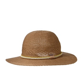 Chapeau Femme Protest Plum Hat - Coconut