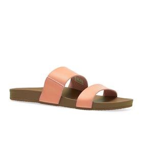 Reef Cushion Bounce Vista Womens Sandals - Cantaloupe