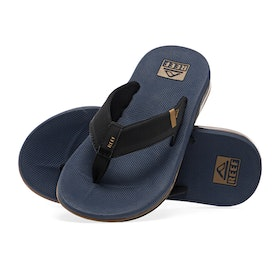 Sandales Reef Fanning Low - Navy