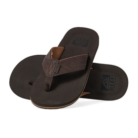 Sandales Reef Twinpin Lux - Brown