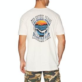 Animal Fortunes Short Sleeve T-Shirt - Antique Cream