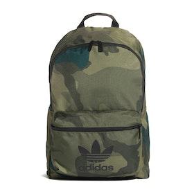 Adidas Originals Camo Classic Backpack - Multicolor