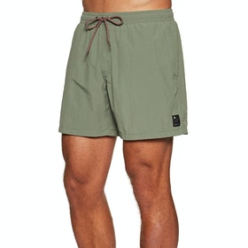 Protest Fast Swim Shorts - Grey Green