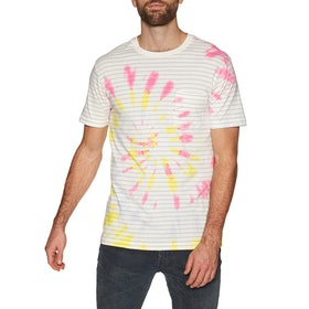 RVCA PTC Stripe Short Sleeve T-Shirt - Multi