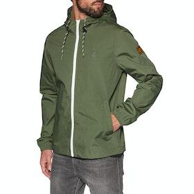 Element Alder Light Waterproof Jacket - Surplus