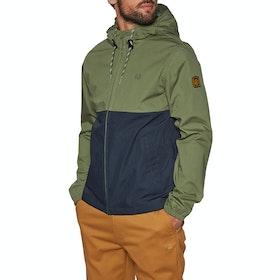 Element Alder Light 2tones Waterproof Jacket - Surplus